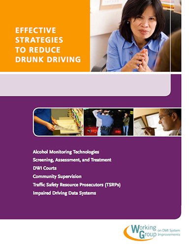 Effective Strategies to Reduce Drunk Driving