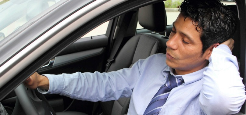 The Road Safety Monitor – Fatigued Driving