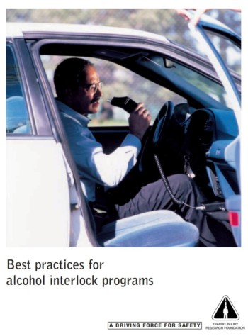Best Practices for Alcohol Interlock Programs