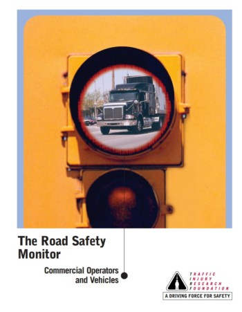 The Road Safety Monitor 2001: Commercial Operators and Vehicles
