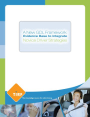 Phase 1 – A New GDL Framework: Evidence Base to Integrate Novice Driver Strategies