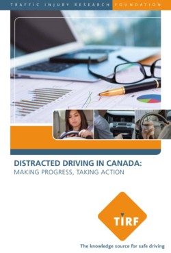 New report will lead to creation of national plan to combat distracted driving