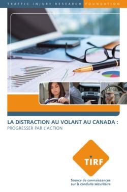 Un nouveau rapport donnera lieu à la création d'un plan national visant à lutter contre la distraction au volant