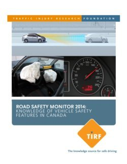 New TIRF Projects: Advanced Safety Features & Automated Vehicles