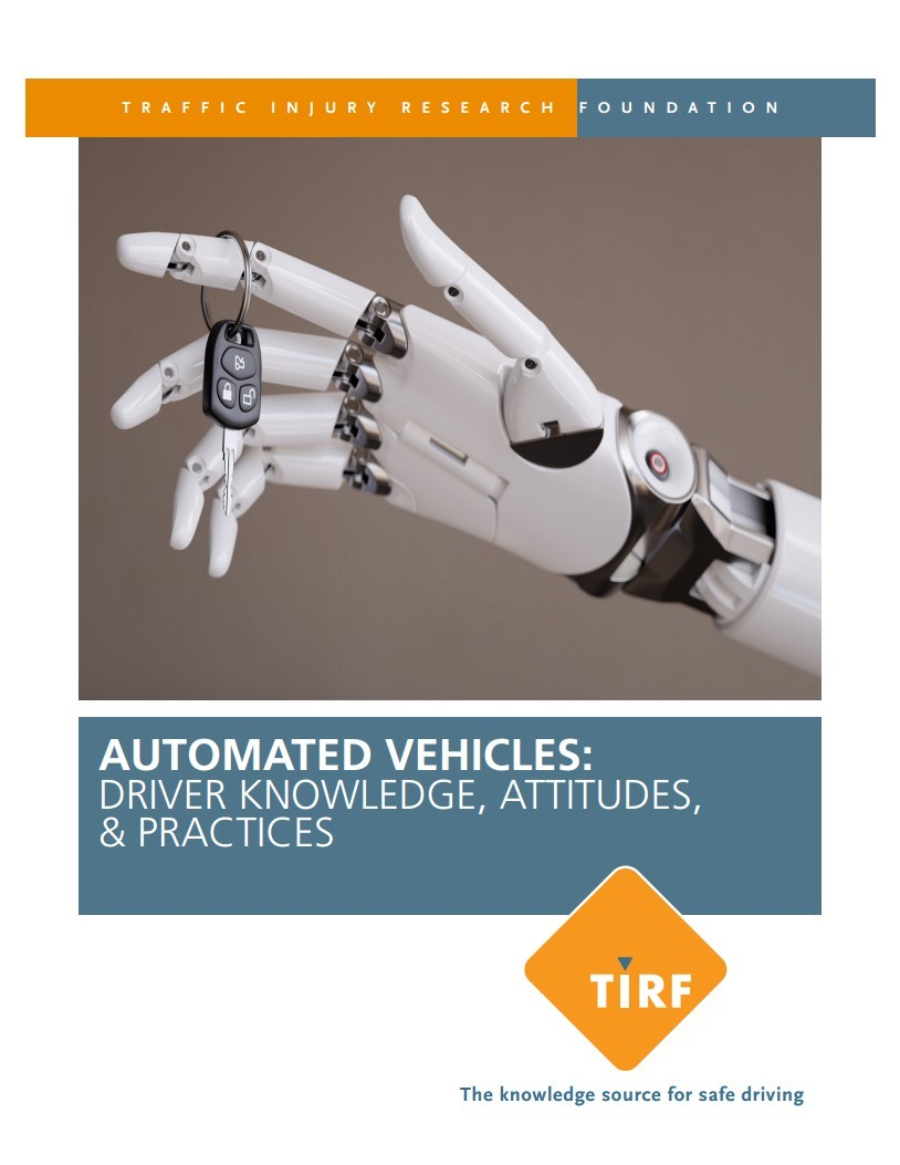 Automated Vehicles: Driver Knowledge, Attitudes, and Practices