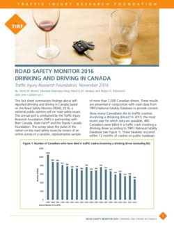 Progress in curbing drinking and driving but continued vigilance needed: poll
