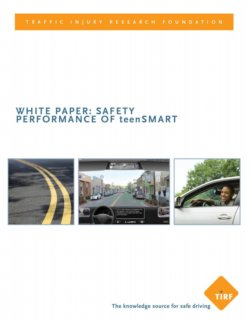 White Paper: Safety Performance of teenSMART