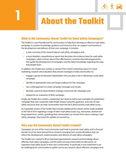 TIRF Toolkit Factsheets – About Toolkit