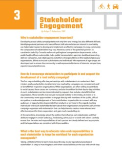 TIRF Toolkit Factsheets – Stakeholder Engagement