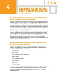 TIRF Toolkit Factsheets – Creating Effective Campaign