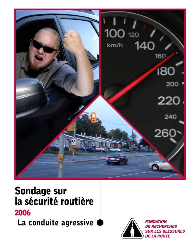 Sondage sur la sécurité routière 2006 : Aggressive Driving