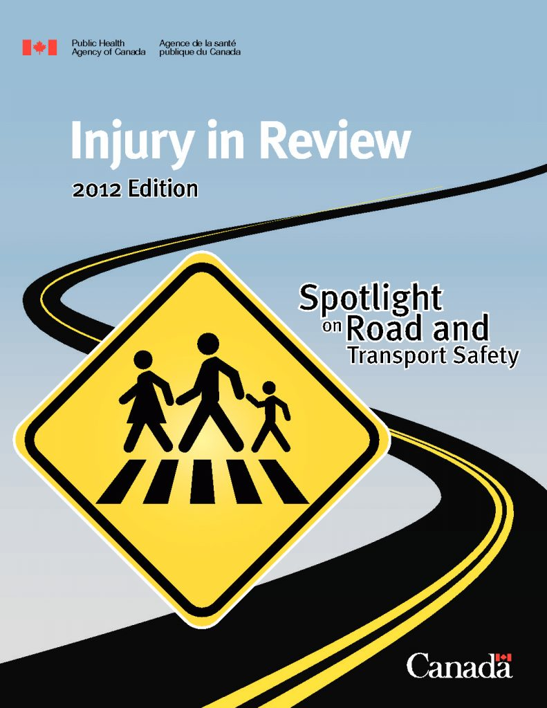 Injury in Review, 2012 Edition: Spotlight on Road and Transport ...