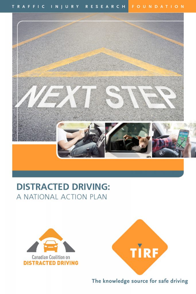 National Action Plan outlines the road ahead  in fight against distracted driving