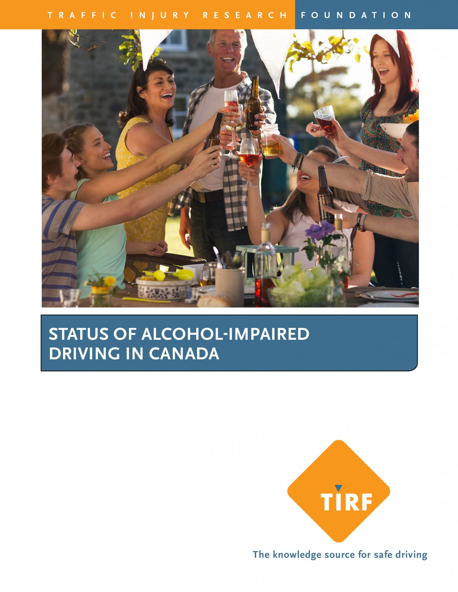 Status of Alcohol-Impaired Driving in Canada