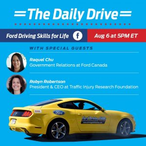 Ford Driving Skills for Life - The Daily Drive
