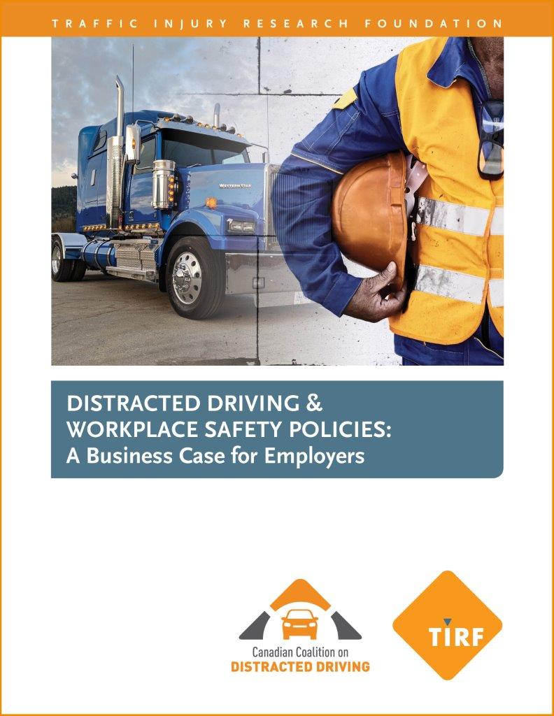 Distracted Driving & Workplace Safety Policies: A Business Case for Employers